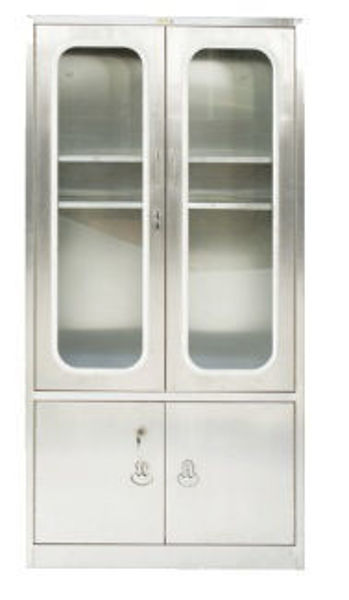Picture of FG-38 Stainless Steel Instrument Cabinet