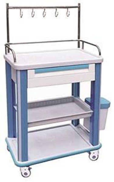 Picture of FCA-12 Ivtreatment Trolley