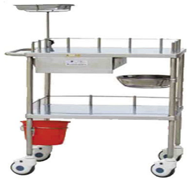 Picture of FC-19 Stainless Steel Dressing Trolley