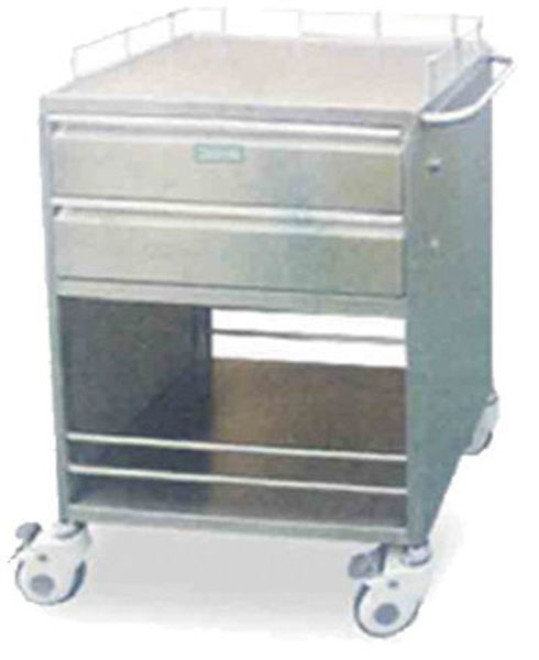 Picture of FC-26 Stainless Steel Trolley For Sending Medicine