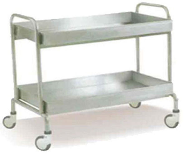 Picture of FC-29 Stainless Steel Goods Delivery Trolley