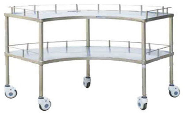 Picture of FC-14 Stainless Steel Sector Instrument Trolley