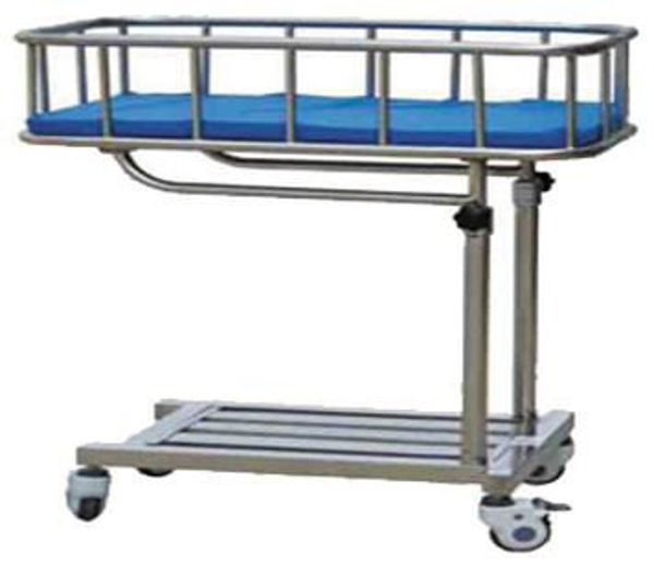 Picture of FC-7 Stainless Steel Sticking Baby Trolley