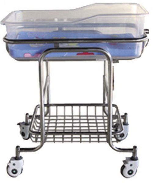 Picture of FC-10 Stainless Steel Baby Trolley