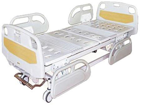 Picture of FB-2 Three-Functions Manual Nursing Bed