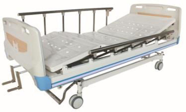 Picture of FB-D4 Two Crank Nursing Bed