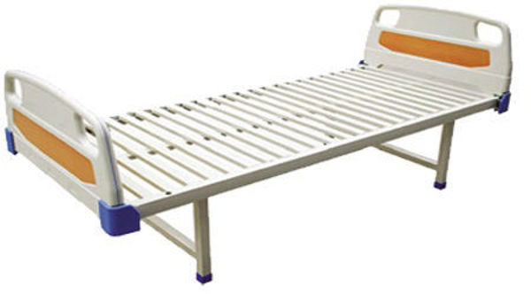 Picture of FB-27 Flat Bed PE Head And Strip Type Bed Surface
