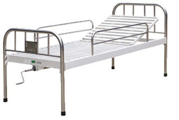 Picture of FB-32 1 Cranks Bed With Stainless Steel Bed Head