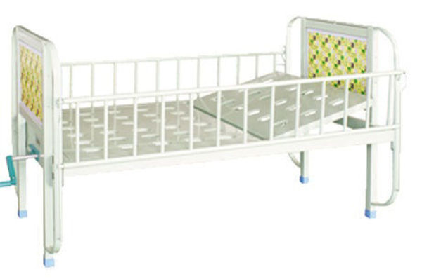 Picture of FB-39 Medical Single Crank Bed For Children
