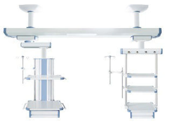 Picture of PF-30S(EC) ICU Ceiling Mounted Bridge