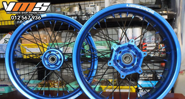 Picture of Motard Wheels set for WR250f/450, YZ250fx /450