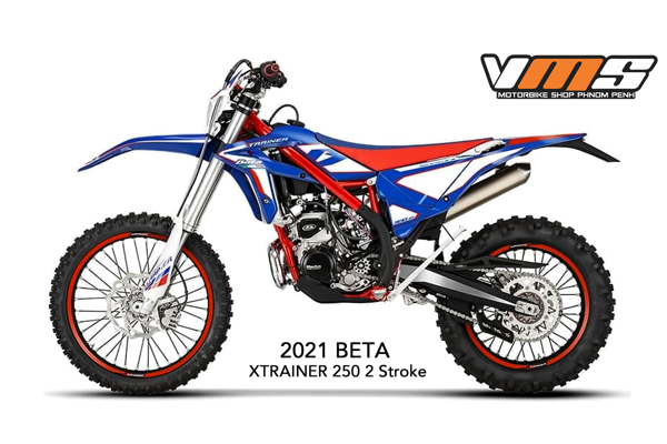 Picture of 2021 BETA XTRAINER 250 / 2-Stroke.