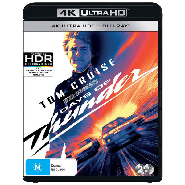 Picture of Days Of Thunder - 4K Ultra Blu-Ray