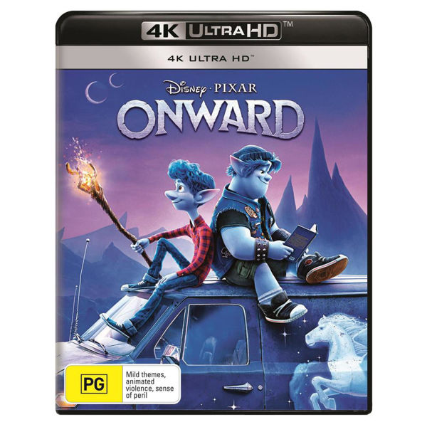 Picture of Onward - 4K Ultra Blu-Ray