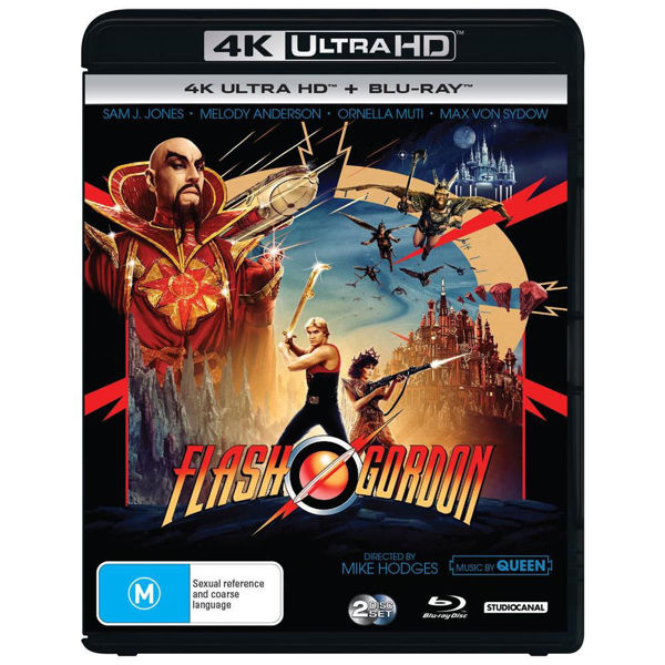 Picture of Flash Gordon - 4K Ultra Blu-Ray