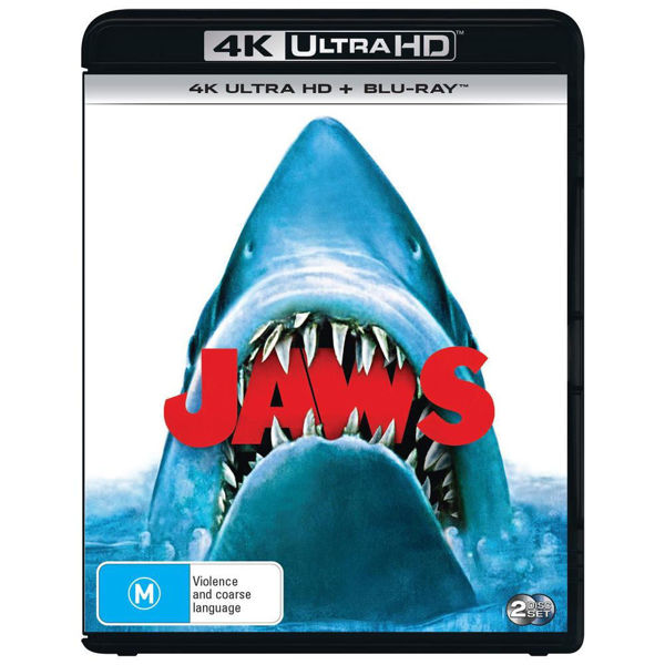 Picture of Jaws - 4K Ultra Blu-Ray