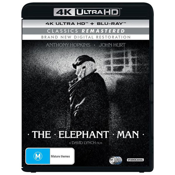Picture of Elephant Man, The - 4K Ultra Blu-Ray
