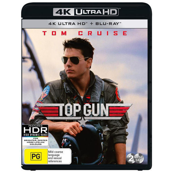 Picture of Top Gun - 4K Ultra Blu-Ray