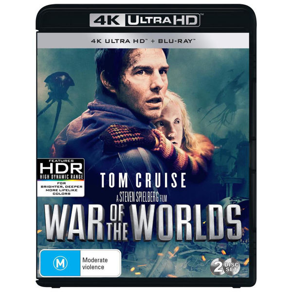 Picture of War Of The Worlds - 4K Ultra Blu-Ray