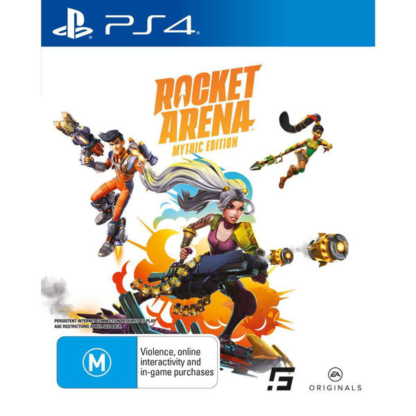 Picture of Rocket Arena Mythic Edition - PS4
