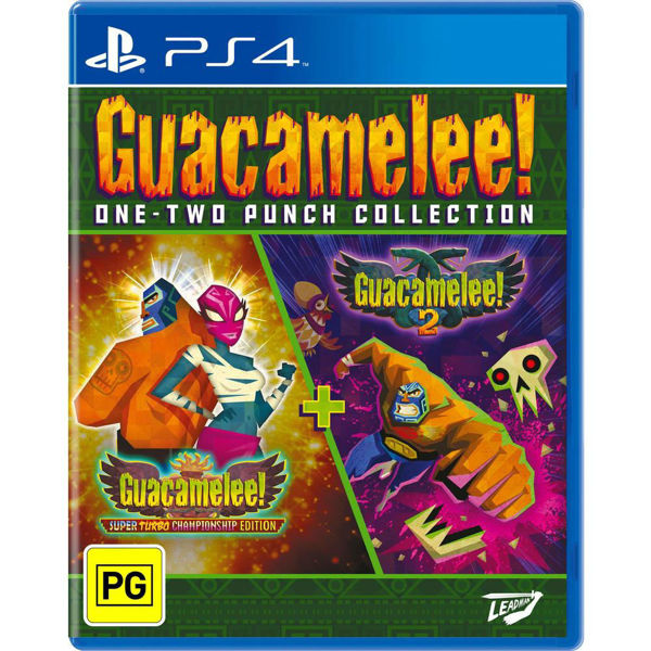 Picture of Guacamelee! One-Two Punch Collection - PS4