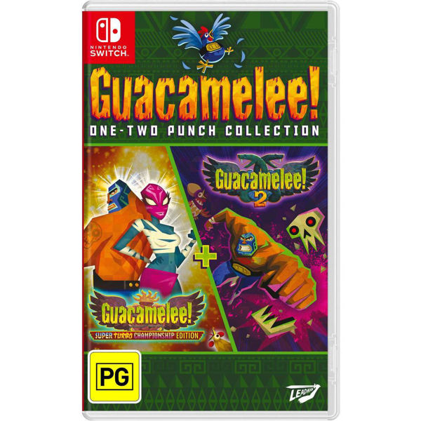 Picture of Guacamelee! One-Two Punch Collection - Nintendo Switch