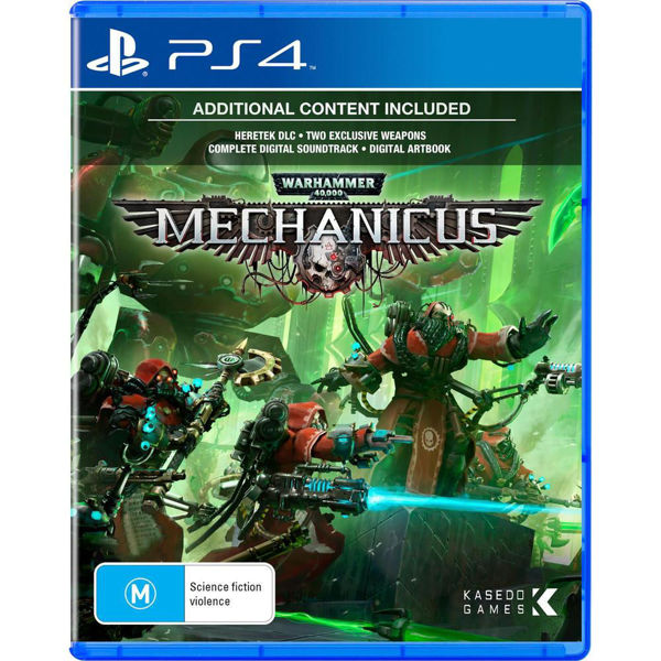 Picture of Warhammer 40,000: Mechanicus - PS4