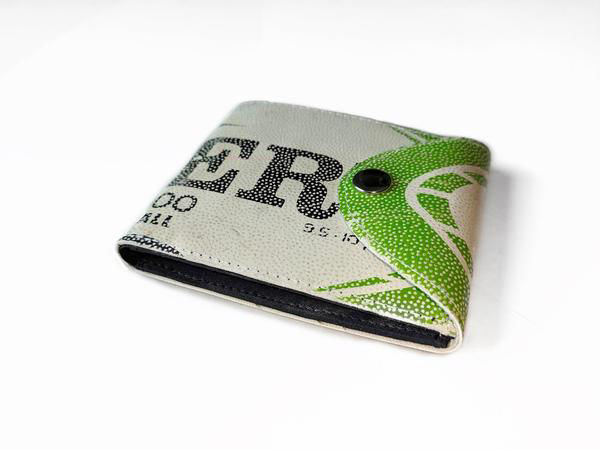 Picture of Rugby BiFold Snap Wallet
