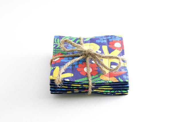 Picture of TREE Rainforest Coasters- Set of 6