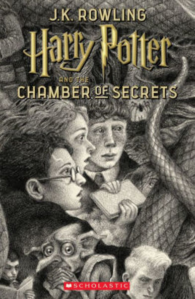 Picture of Harry Potter #2 and the Chamber of Secrets - J. K. Rowling  [PAPER BACK]