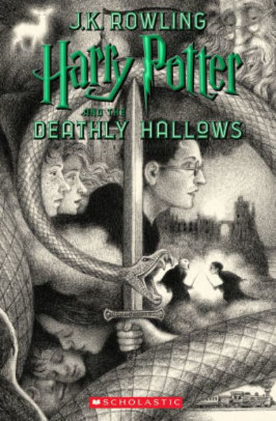 Picture of Harry Potter #7 and the Deathly Hallows  - J. K. Rowling  [PAPER BACK]