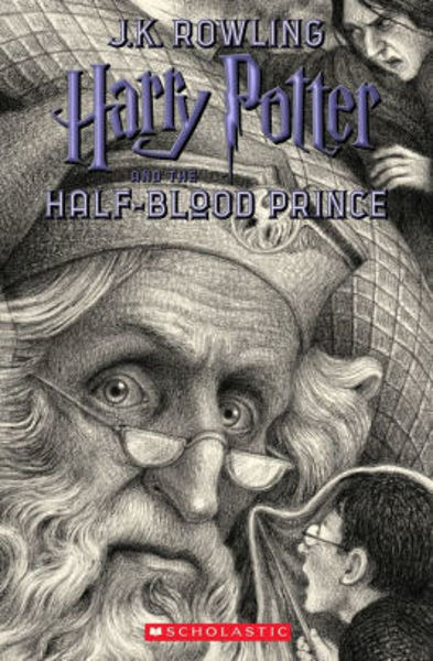 Picture of Harry Potter #6 and the Half-Blood Prince  - J. K. Rowling  [PAPER BACK]