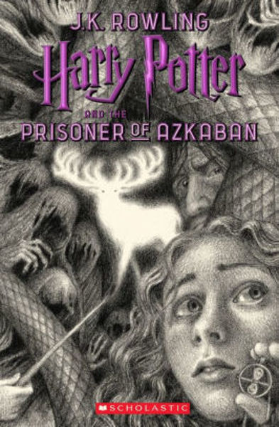 Picture of Harry Potter #3 and the Prisoner of Azkaban  - J. K. Rowling  [PAPER BACK]