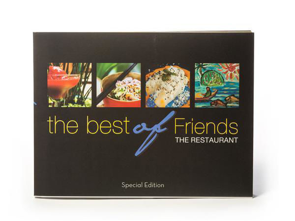 Picture of The Best of Friends the Restaurant Cookbook