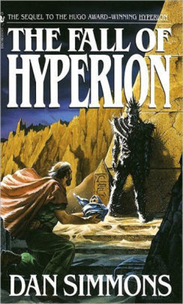 Picture of Hyperion #2 - THE FALL OF HYPERION by Dan Simmons [PAPER BACK]