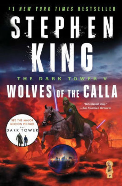 Picture of Dark Tower #5 - WOLVES OF THE CALLA by Steven King [PAPER BACK]