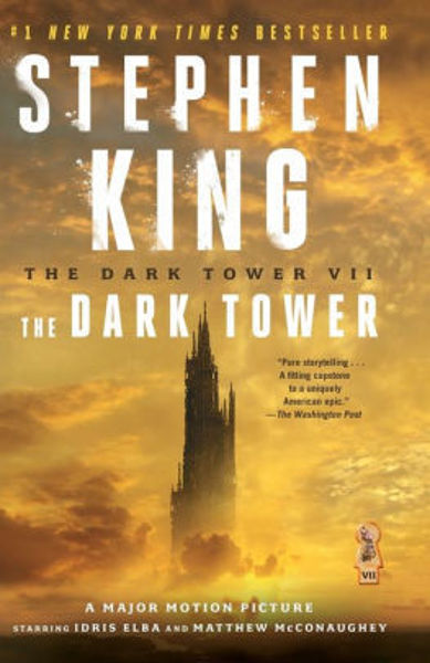 Picture of Dark Tower #7 - THE DARK TOWER by Steven King [PAPER BACK]