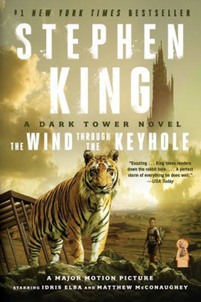 Picture of Dark Tower Novel - THE WIND THROUGH THE KEYHOLE by Steven King [PAPER BACK]