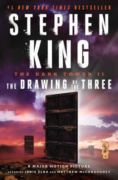 Picture of Dark Tower #2 - THE DRAWING OF THE THREE by Steven King [PAPER BACK]