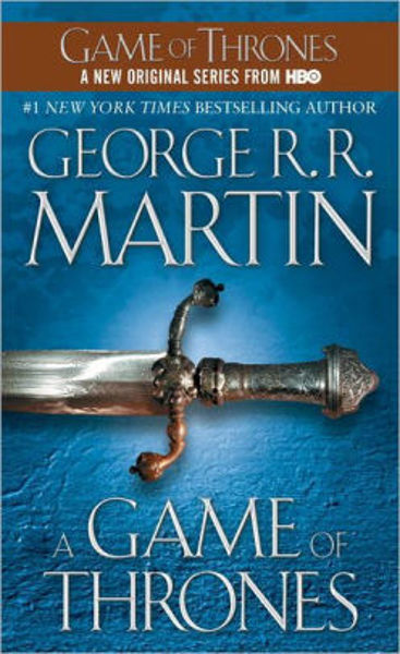 Picture of A Song of Ice & Fire #1 - A GAME OF THRONES by George R. R. Martin [PAPER BACK]