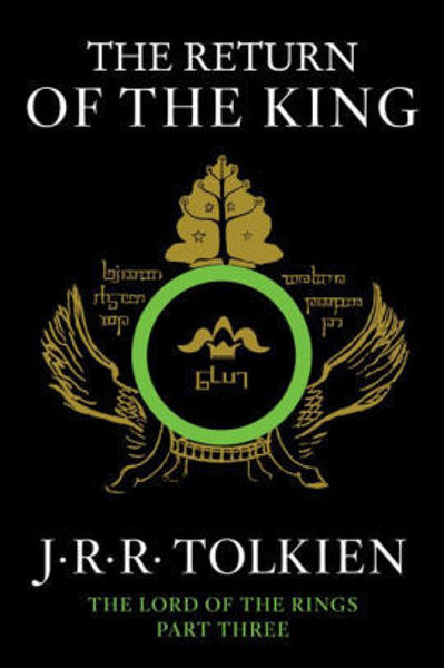 Picture of Lord Of The Rings #3 - THE RETURN OF THE KING  by JRR Tolkien [PAPER BACK]