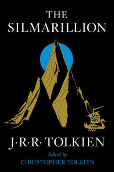 Picture of THE SILMARILLION  by JRR Tolkien [PAPER BACK]