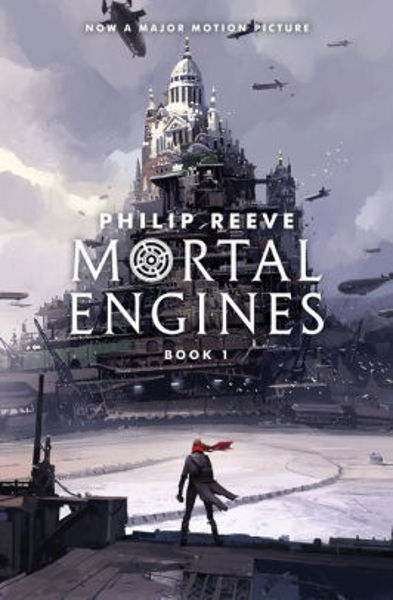 Picture of Mortal Engines #1 - MORTAL ENGINES by Philip Reeve [PAPER BACK]