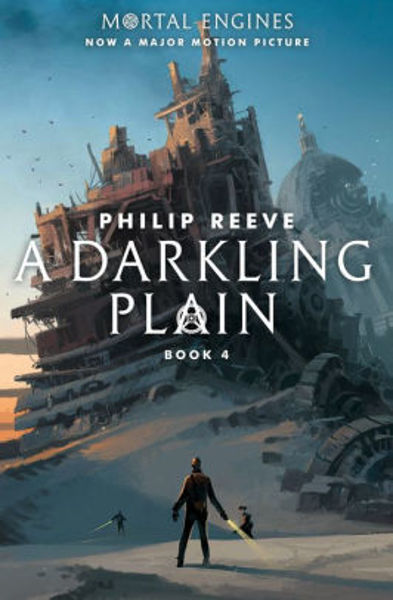 Picture of Mortal Engines #4 - A DARKLING PLAIN by Philip Reeve [PAPER BACK]