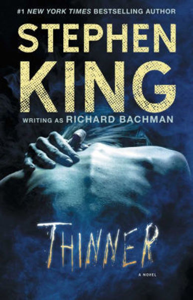 Picture of THINNER by Stephen King [PAPER BACK]