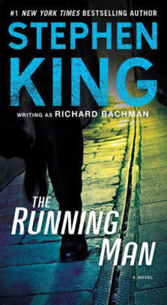 Picture of THE RUNNING MAN by Stephen King [PAPER BACK]