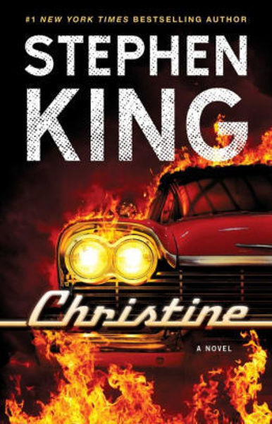 Picture of CHRISTINE by Stephen King [PAPER BACK]
