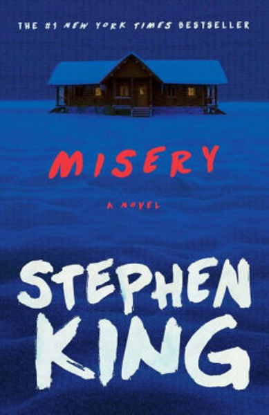 Picture of MISERY by Stephen King [PAPER BACK]