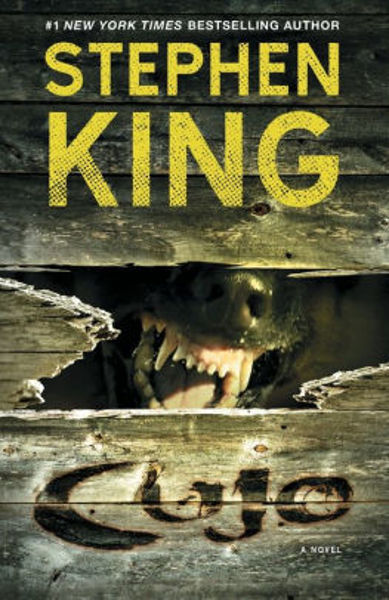 Picture of CUJO by Stephen King [PAPER BACK]