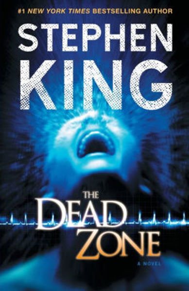 Picture of THE DEAD ZONE by Stephen King [PAPER BACK]